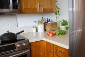 キッチンで除菌・消臭♪