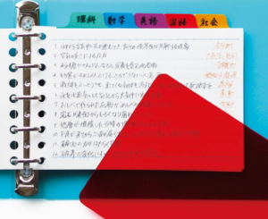 【通勤・通学に】要点まとめノート