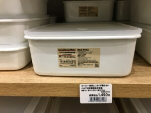 ぬか漬け容器の定番【ホーロー製容器】